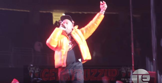 Watch: Yo Gotti & Nicki Minaj Performing 'Rake It Up' Live at HOT 97 #HotForTheHolidays