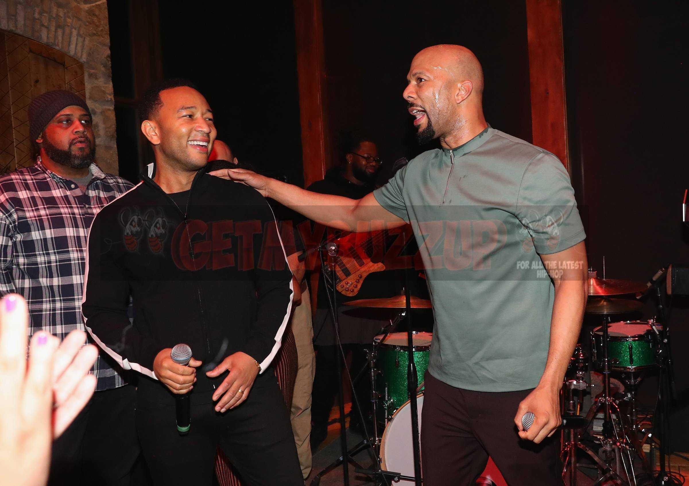 The House of Rémy Martin Celebrated at the Sundance Film Festival at the Wanderluxxe House with Common, John Legend & more