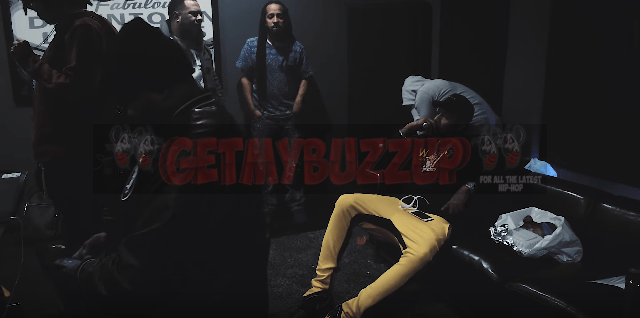 Philthy Rich Hits The Studio In Oakland With Mozzy [Video]