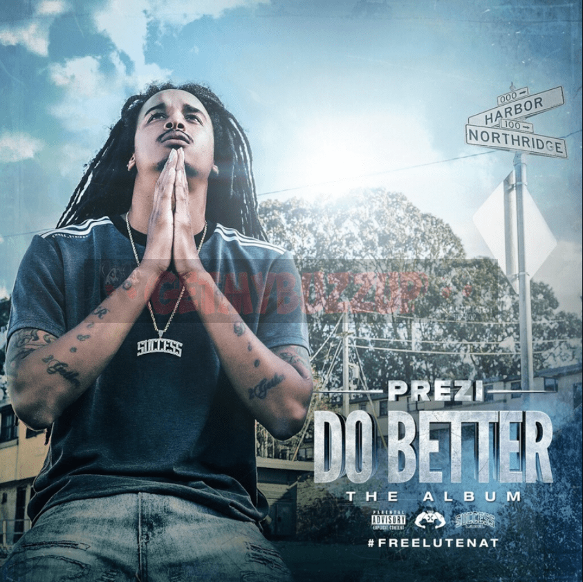 Album Stream: Prezi – Do Better [Audio]