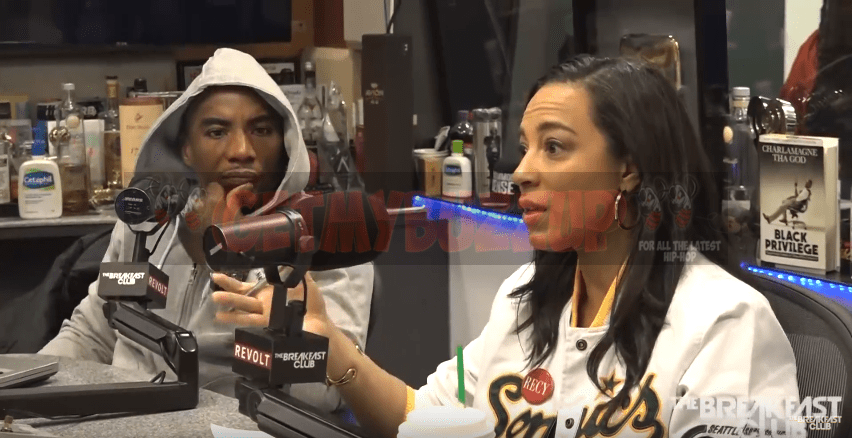 Angela Rye Talks Trump's State Of The Union Address on The Breakfast Club [Interview]