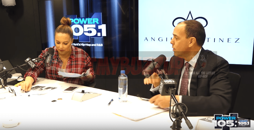 Meek Mill's Lawyer Jordan Siev Shows Court Receipts to Angie Martinez [Interview]