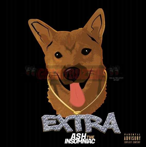 "Ash The Insomniac Drops ""EXTRA"" [Audio]"
