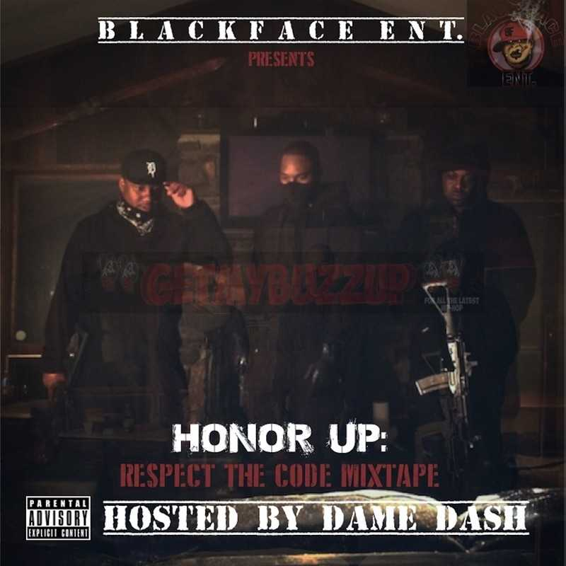 Dame Dash – Honor Up: Respect The Code [Mixtape]