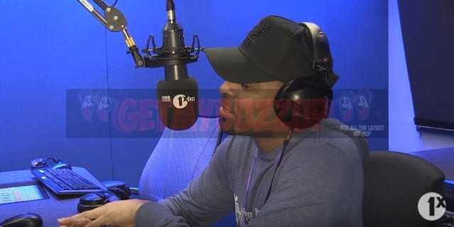 Ginuwine Talks Missy & Timbaland, Celebrity Big Brother on BBC 1Xtra [Interview]