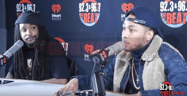 Jacob Latimore Talks The Chi with DJ Scream on Hoodrich Radio! [Interview]