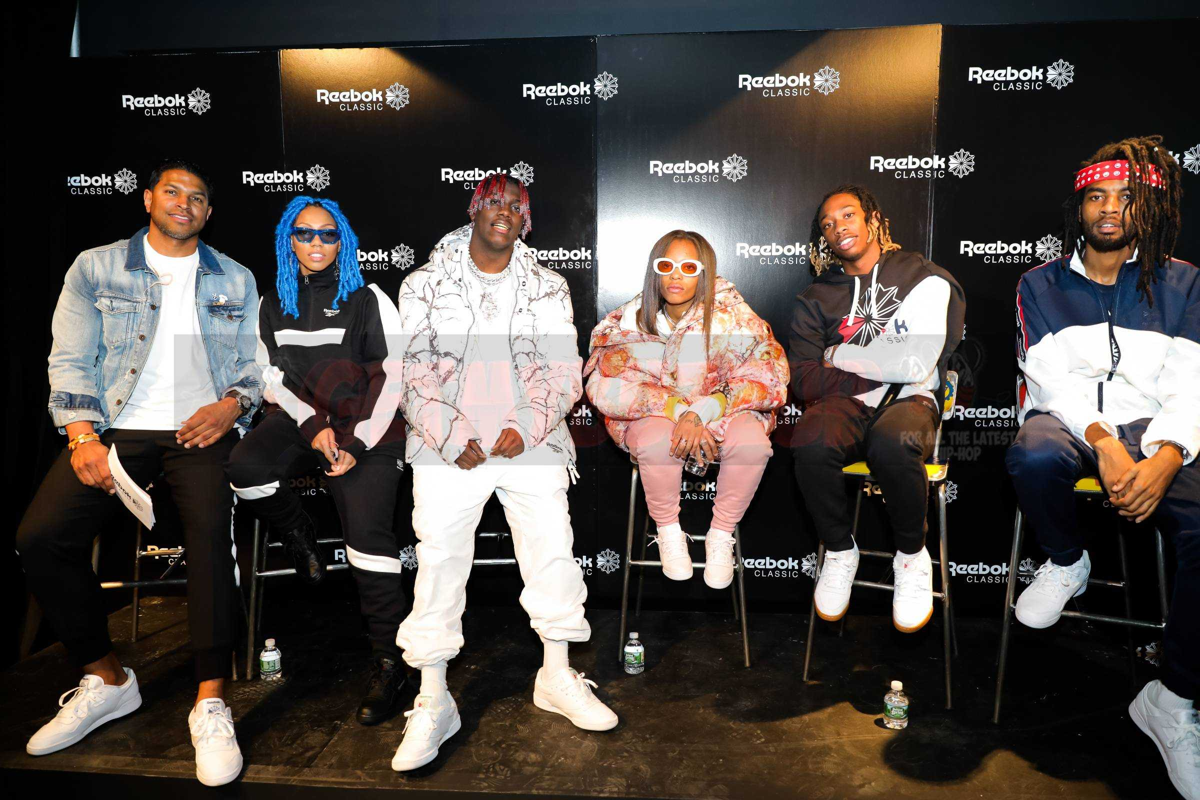 REEBOK CLASSIC UNITES TWO STYLE ICONS – THE WORKOUT PLUS SNEAKER AND LIL YACHTY, WITH AN EPIC EXPERIENCE IN NYC