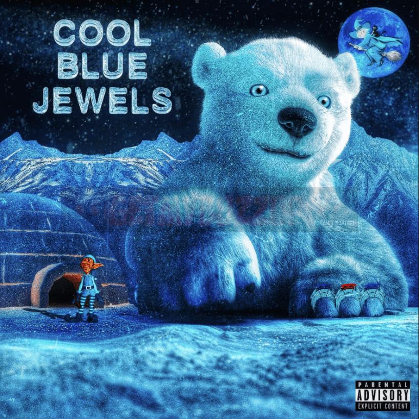 Album Stream: RiFF RaFF & DJ Afterthought – Cool Blue Jewels [Audio]