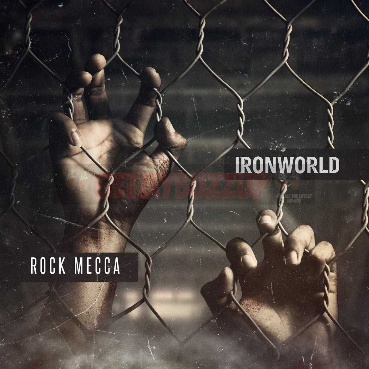 Album Stream: Rock Mecca – Ironworld (ft Canibus, Roc Marcian Tragedy Khadafi, Kool Keith) [Audio]