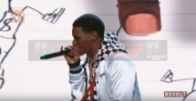 A Boogie Performing Live at the Global Spin Awards [Video]