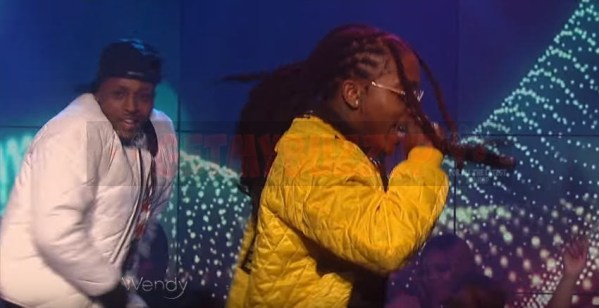 """Jacquees Performs """"At the Club"""" on Wendy Williams Show [Video]"""