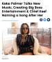 "Keke Palmer Announces ""Big Boss Entertainment"" via Billboard.com"
