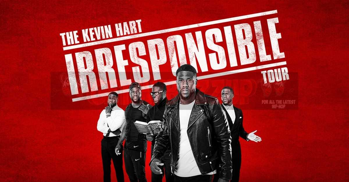 Kevin Hart Announces Irresponsible Tour expansion [Video]