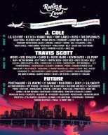 J. Cole, Travis Scott, Future to Headline the Fourth Annual Rolling Loud Miami Festival