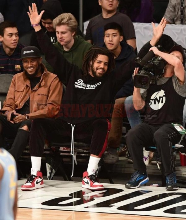 Best Celebrity Streetwear Looks from NBA All-Star Weekend! [Fashion]