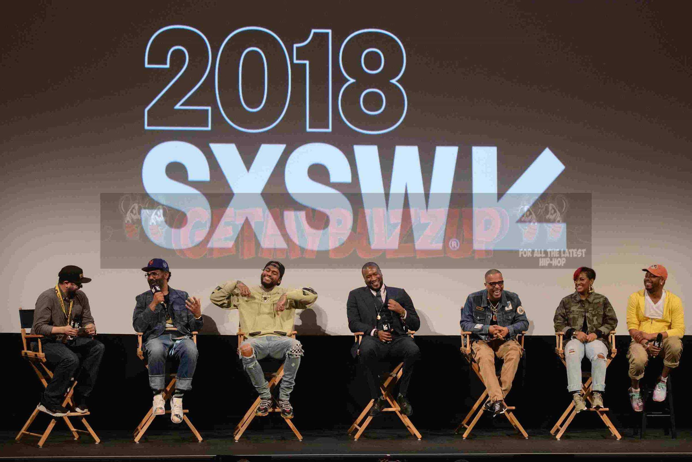 NETFLIX PREMIERES RAPTURE AT SXSW 2018 [Photos + Video]