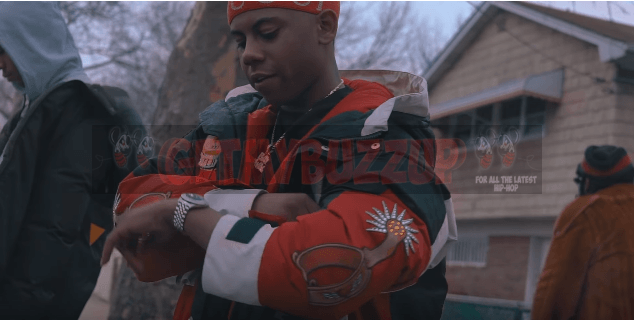 """Bay Swag Brings His Story To Life With """"Saucin"""" Video"""