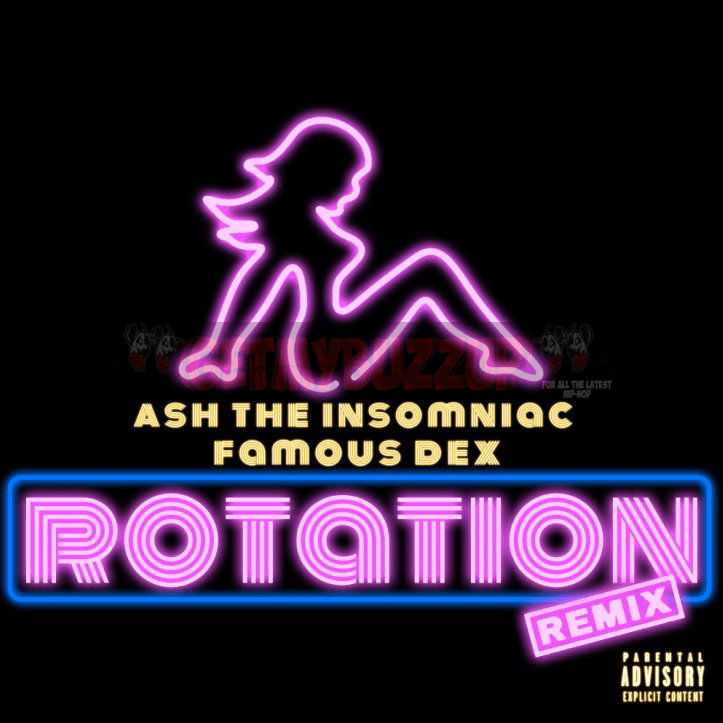 Famous Dex Joins Ash The Insomniac on Rotation!