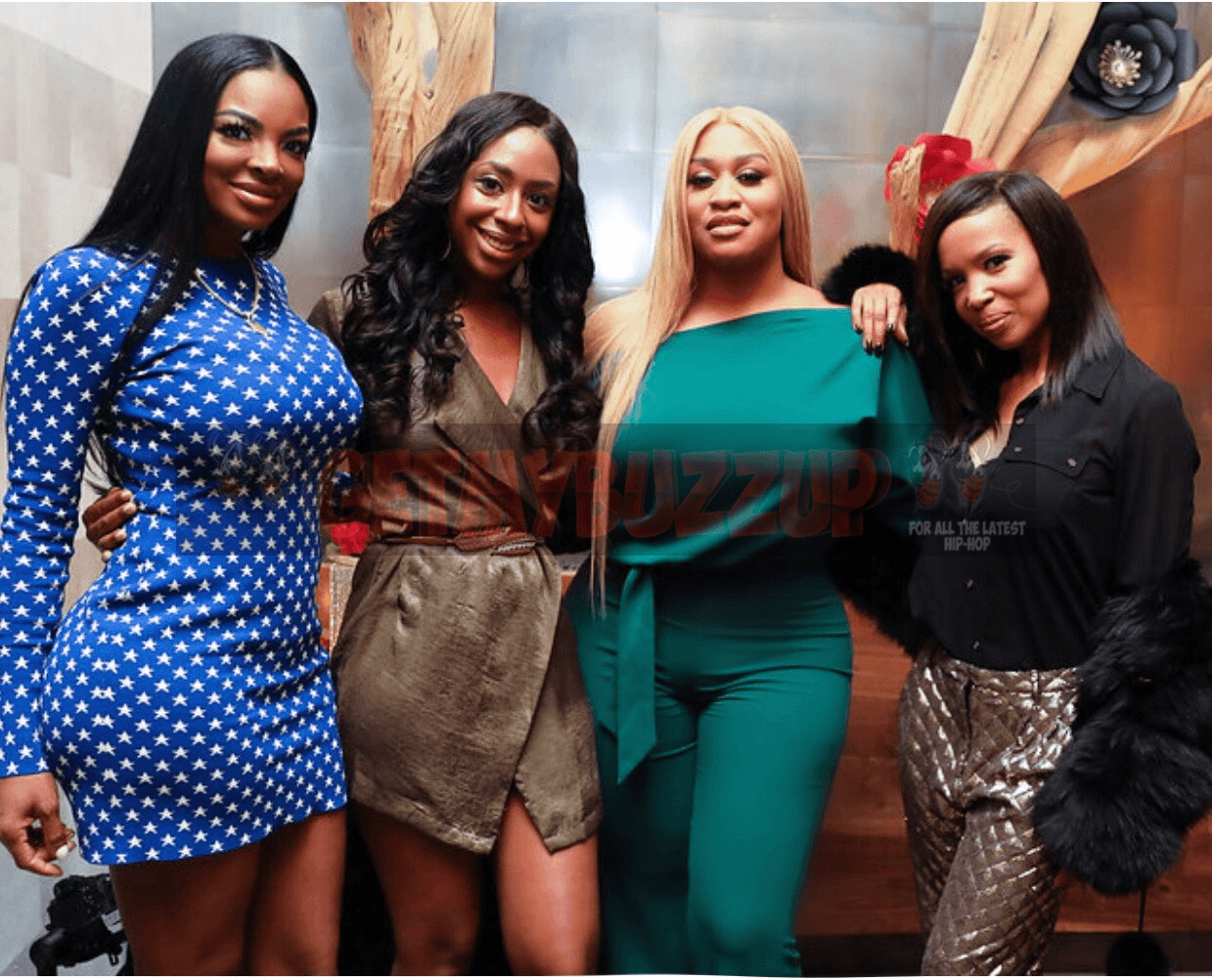 "RAH ALI IGNITES WOMEN EMPOWERMENT AT HER 4TH ANNUAL ""IT CHICKS"" DINNER [PHOTOS]"