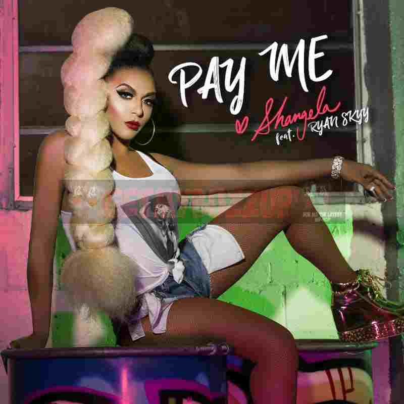 "Shangela Drops New Dance Single ""Pay Me"" Ft. Ryan Skyy [Audio]"