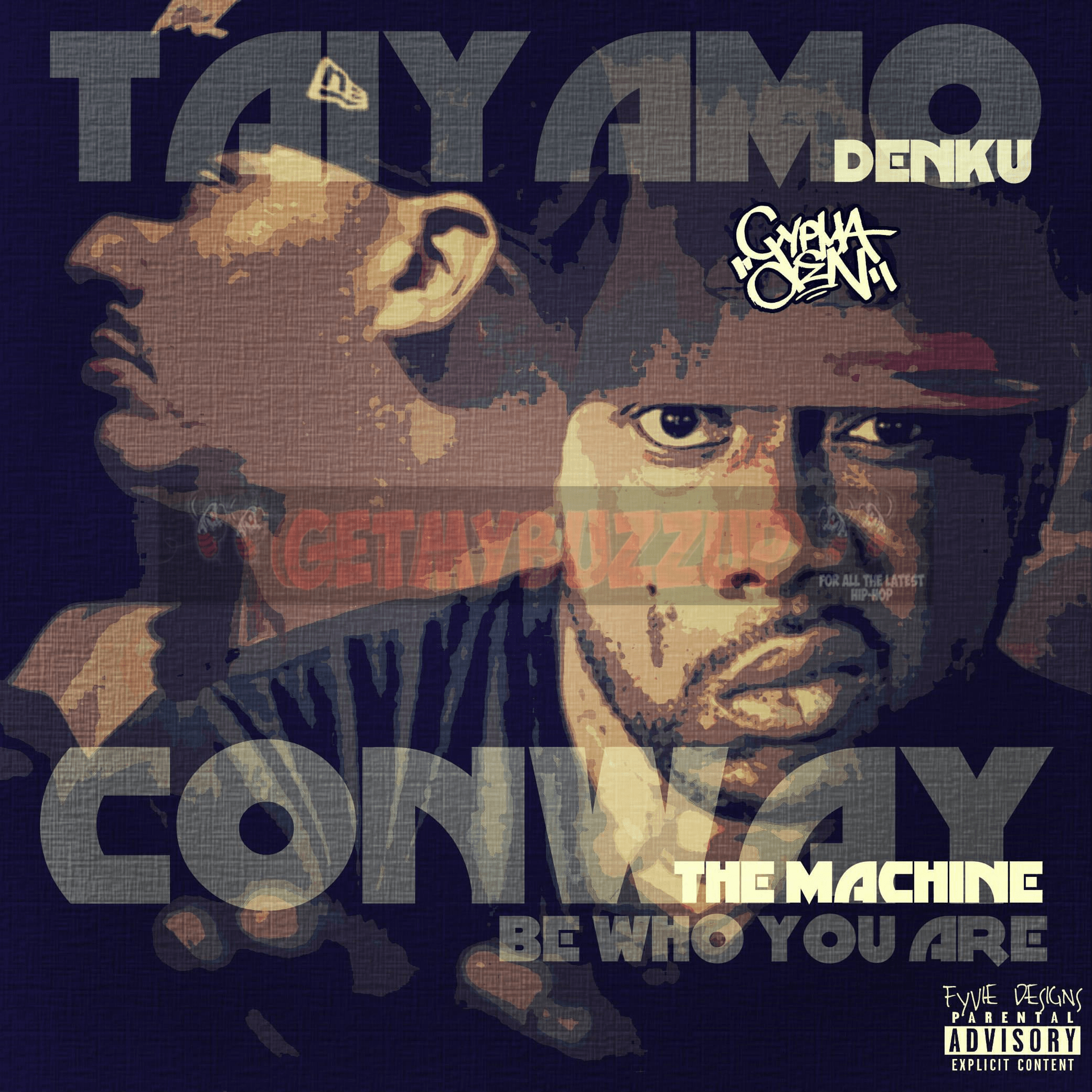 "Taiyamo Denku | ""Be Who You Are"" (feat Conway The Machine ) [Audio]"
