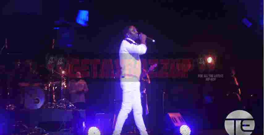 Watch: Akon Performs Live at 'Power to the People' Puerto Rico Benefit concert [Video]