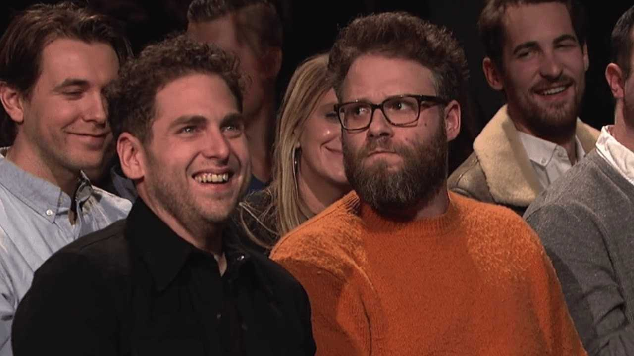 Seth Rogen Talks About Being Mistaken for Jonah Hill, Post Malone's 'Beerbongs & Bentley's' + More