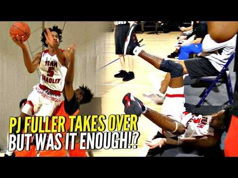 30 D1 Scouts Watch PJ Fuller TAKE OVER & Lead Comeback But Was It Enough!??