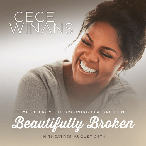 """CECE WINANS RELEASES LYRIC VIDEO FOR TITLE TRACK """"BEAUTIFULLY BROKEN,"""""""