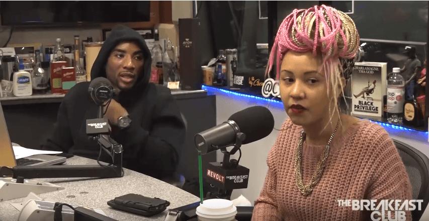 Jasmine Brand Talks Starting her site, Fake News on The Breakfast Club [Interview]