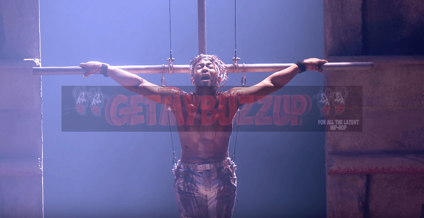 "John Legend | ""The Crucifixion"":  Jesus Christ Superstar Live in Concert [Video]"