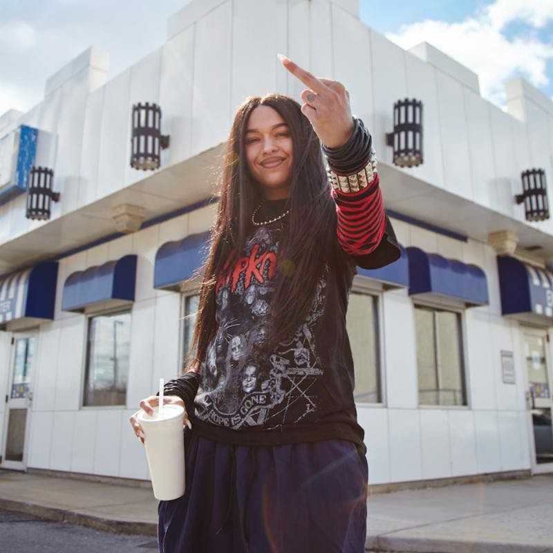 New Project: Princess Nokia | A Girl Cried Red [Audio]
