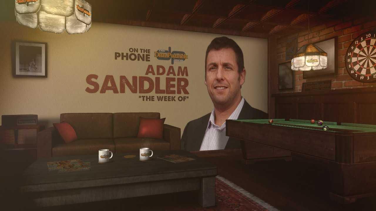 Adam Sandler on 'The Week Of' Premiere & More w Dan Patrick | Full Interview | 4/24/18