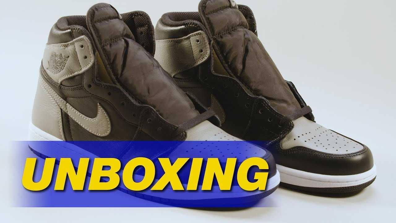 "Air Jordan 1 Retro ""Shadow"" | Unboxing"