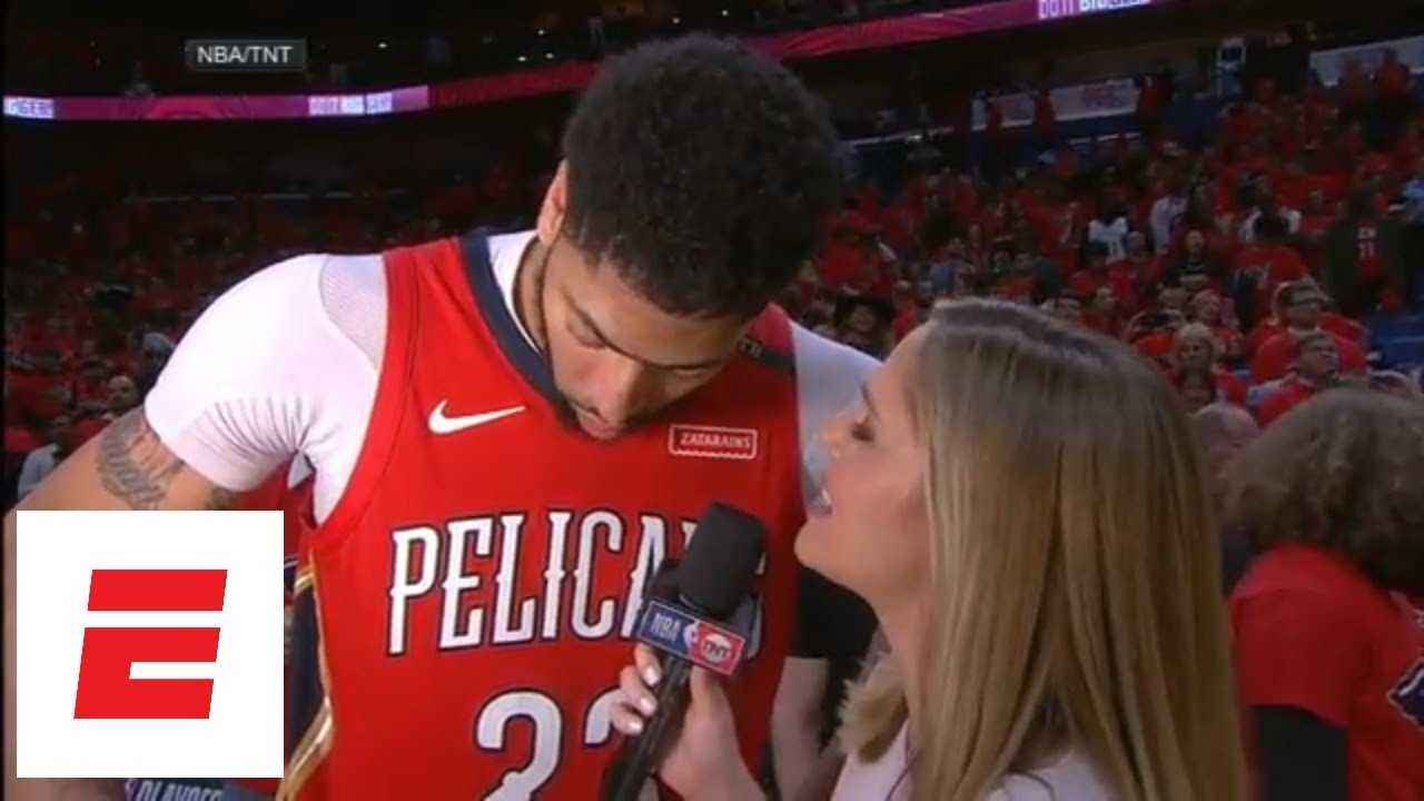 Anthony Davis looking to avenge playoff sweep to Golden State Warriors in 2015   ESPN