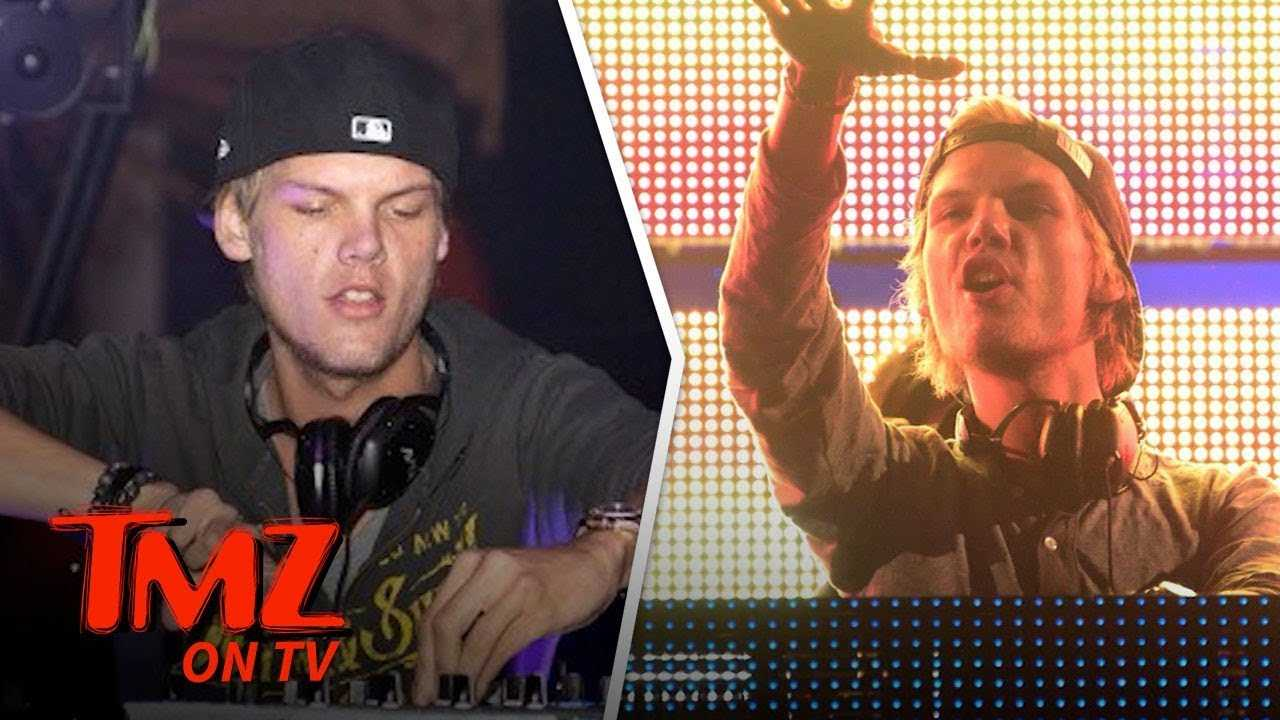 Avicii Gets Remembered By Hollywood | TMZ TV