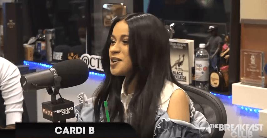Cardi B Talks New Debut Album, Why She Kept Her Pregnancy Hidden [Interview]