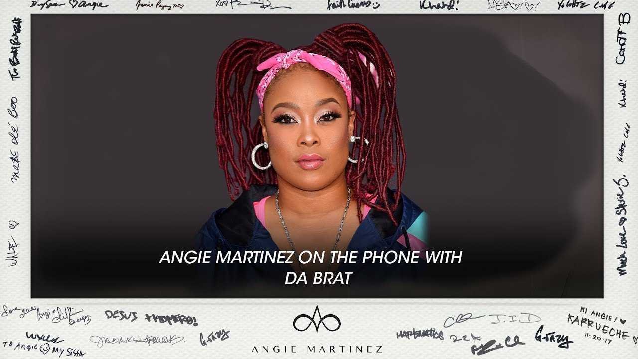 "Da Brat & Angie Martinez Talk Draft Picks For 2018 'Ladies Night' + ""Set it Off"" The Play"