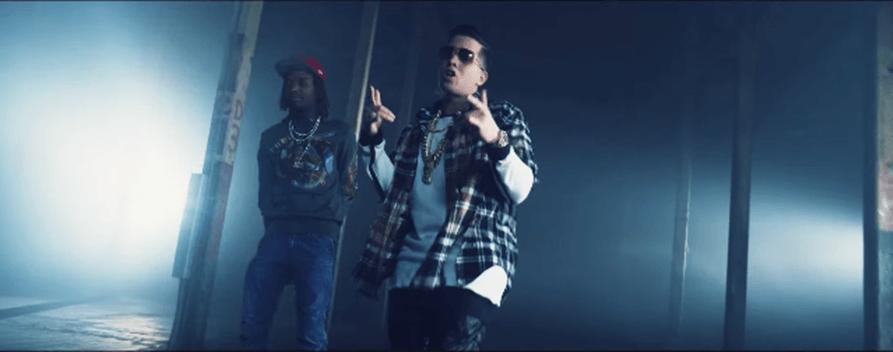 """De La Ghetto Releases New Single """"F.L.Y."""" Featuring Rap Superstar Fetty Wap [Video]"""