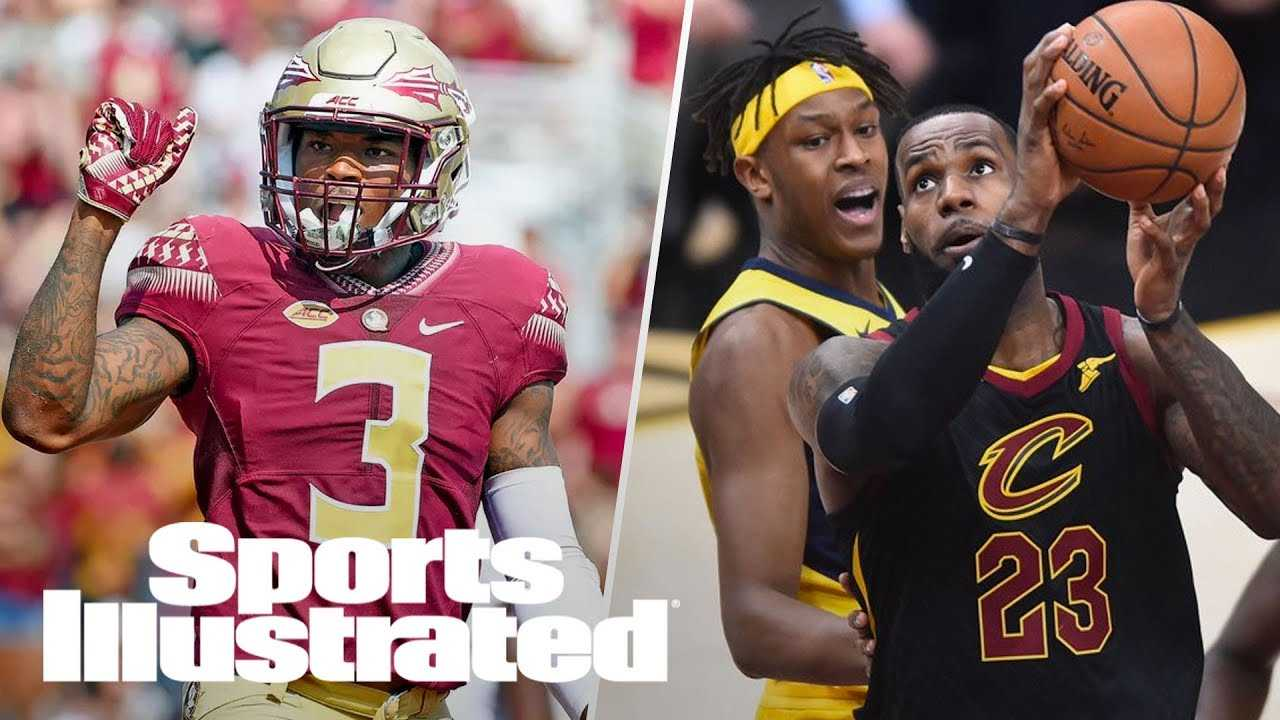 Derwin James On NFL Draft Process, LeBron James' Late-Game Heroics | Sports Illustrated