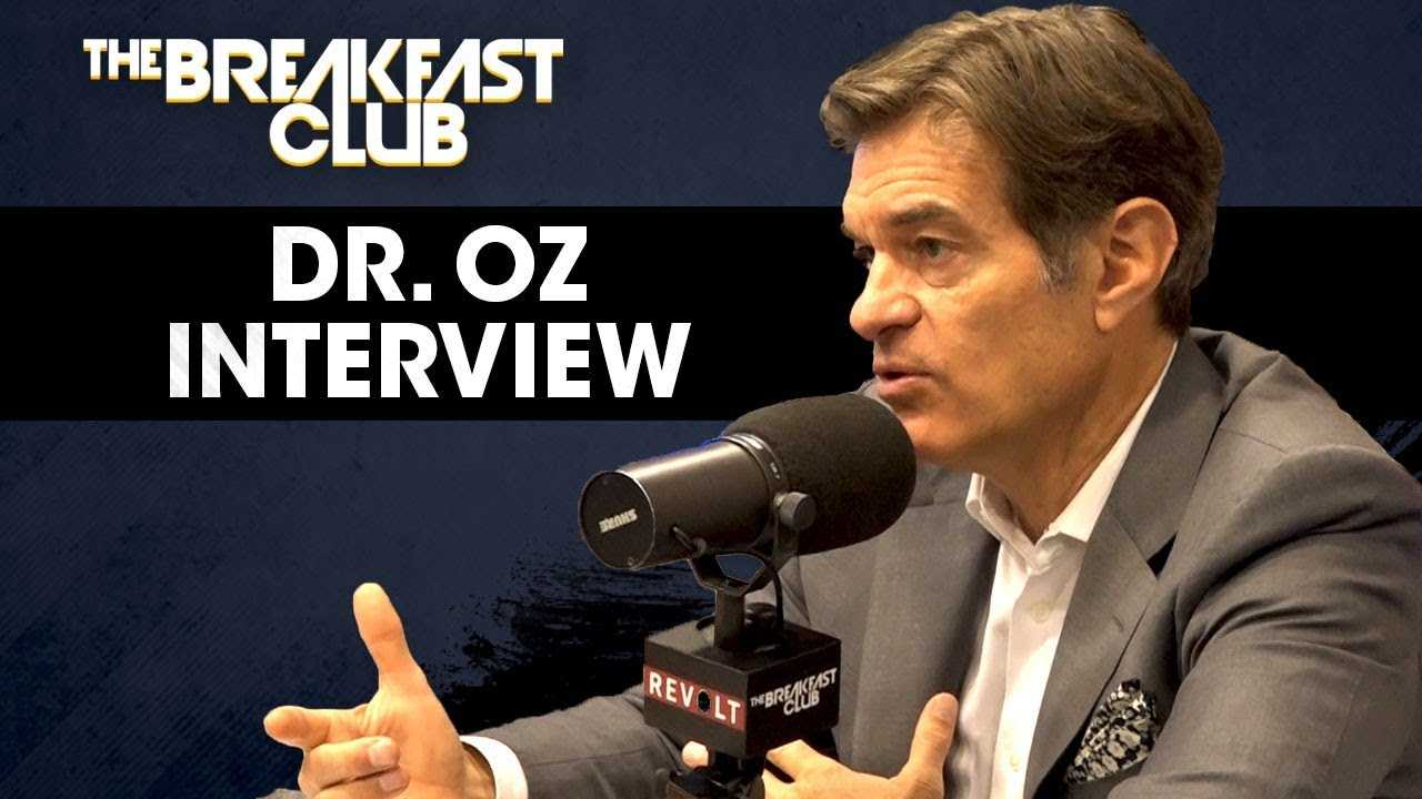 Dr. Oz Explains The Right Way To Detox, How Obesity Relates To Cancer + More