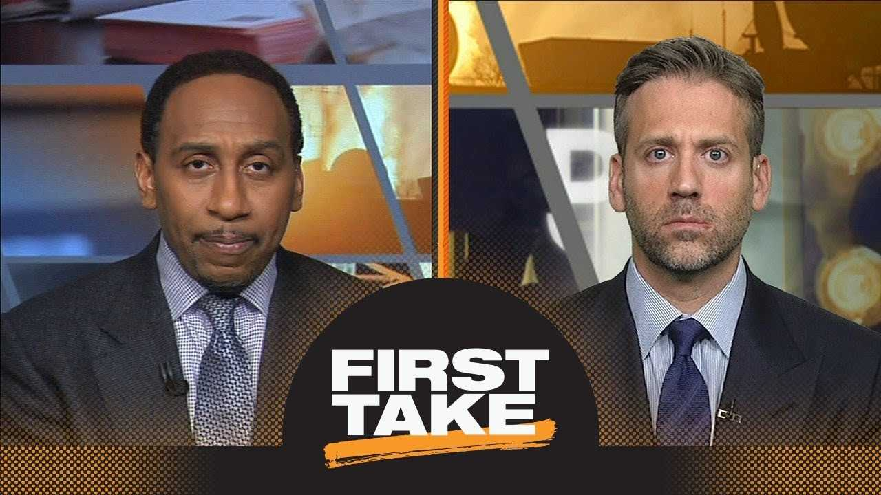 First Take reacts to Kevin Durant 'liking' comment bashing Russell Westbrook | First Take | ESPN