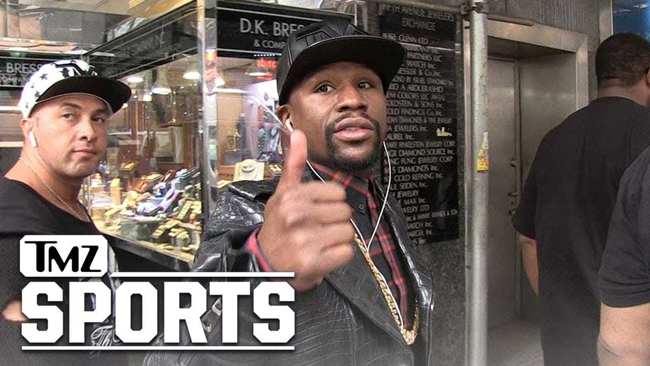 Floyd Mayweather's Happy for Meek Mill, 'Deserves to Be Home' | TMZ Sports