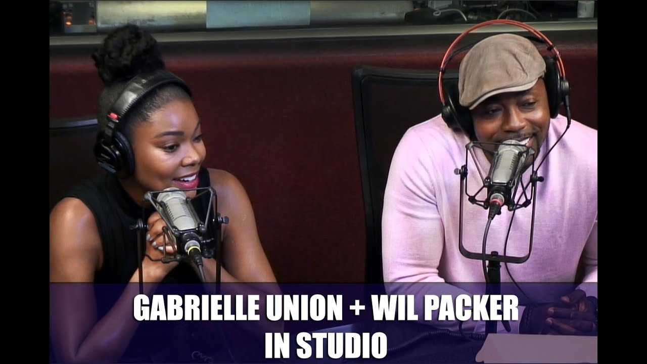 GABRIELLE UNION & WILL PACKER IN STUDIO: BREAKING IN PREMIERE + MORE