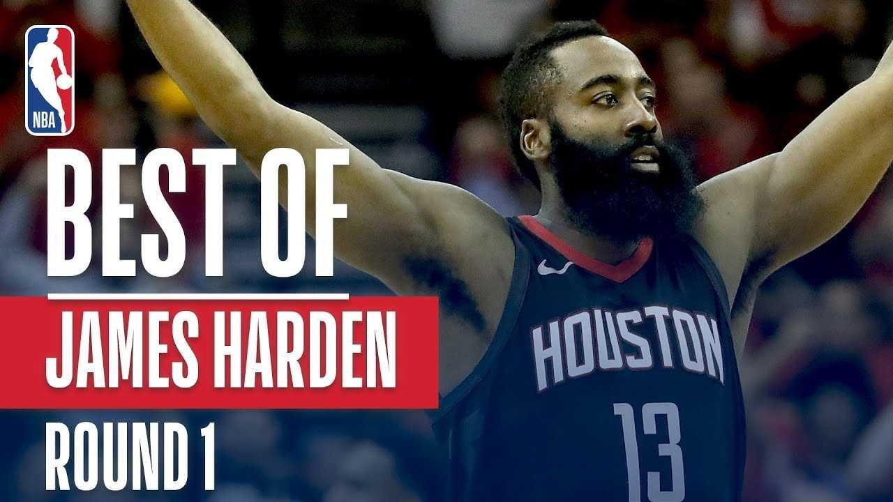 James Harden's Best Plays | First Round | 2018 NBA Playoffs