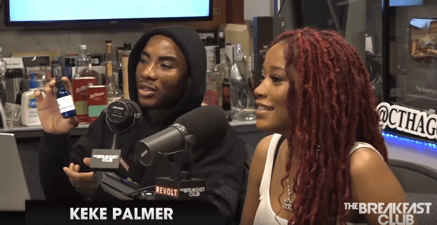 Keke Palmer Talks Depression, Trey Songz on The Breakfast Club [Interview]
