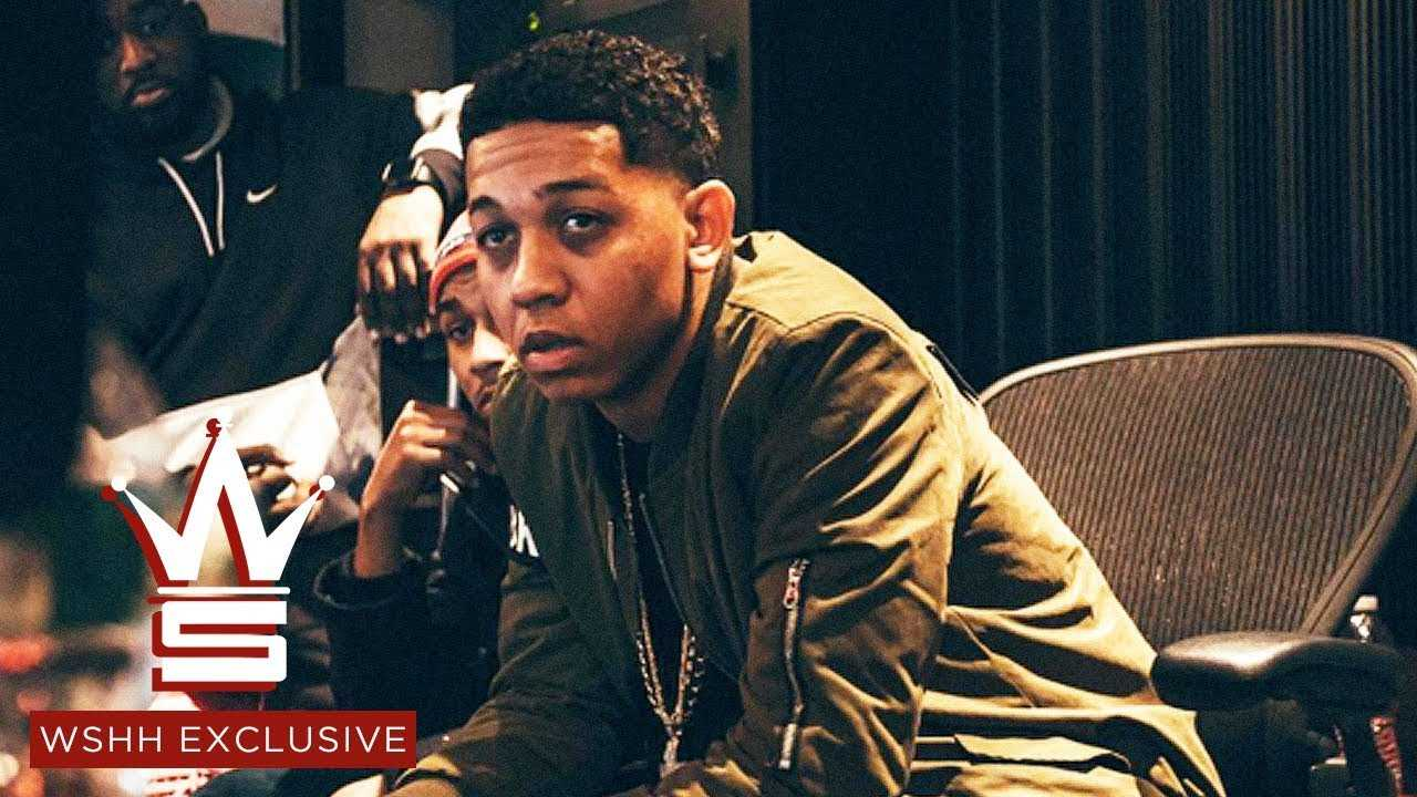 "Lil Bibby ""Lonzo"" (WSHH Exclusive – Official Audio)"