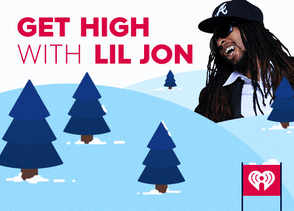 Get High with Lil Jon 💨 [Contest]