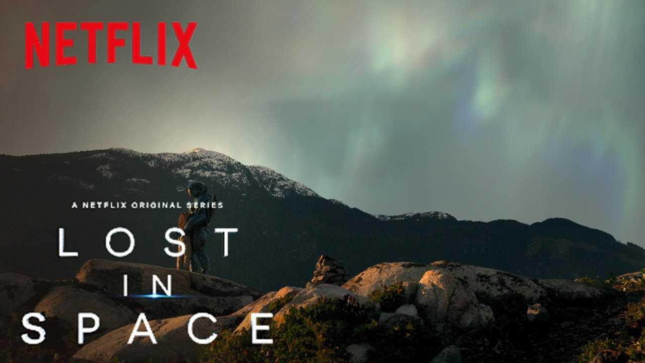 Lost in Space    Boy's Best Friend [HD]   Netflix