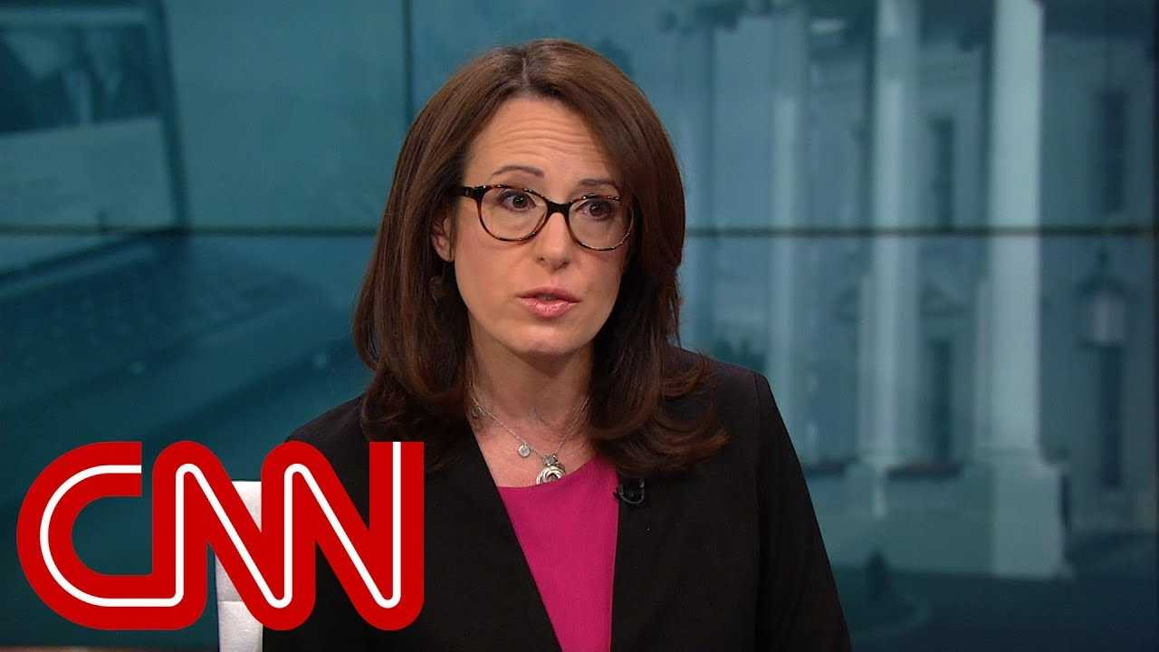 Maggie Haberman responds to Trump attack: He's threatened